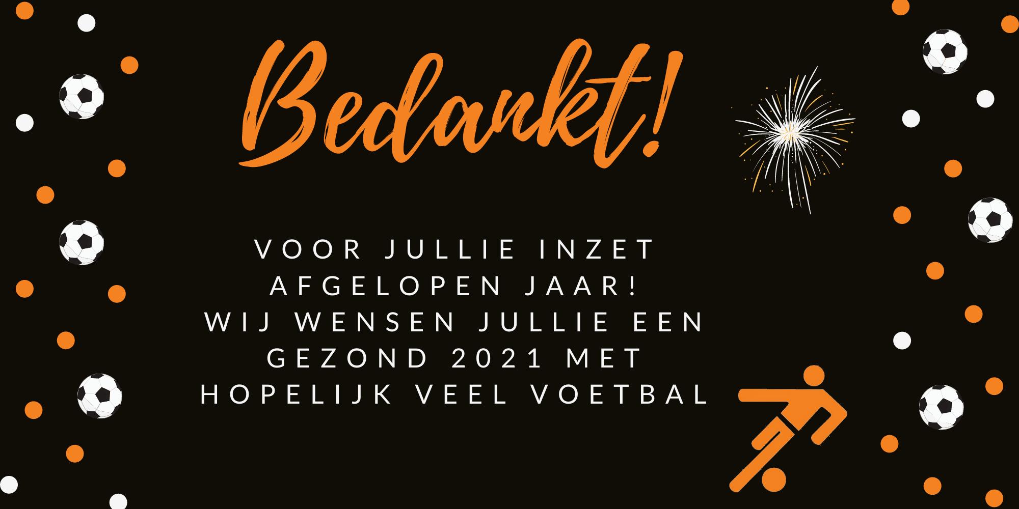 Beek Vooruit verrast vrijwilligers met een gezonde attentie!