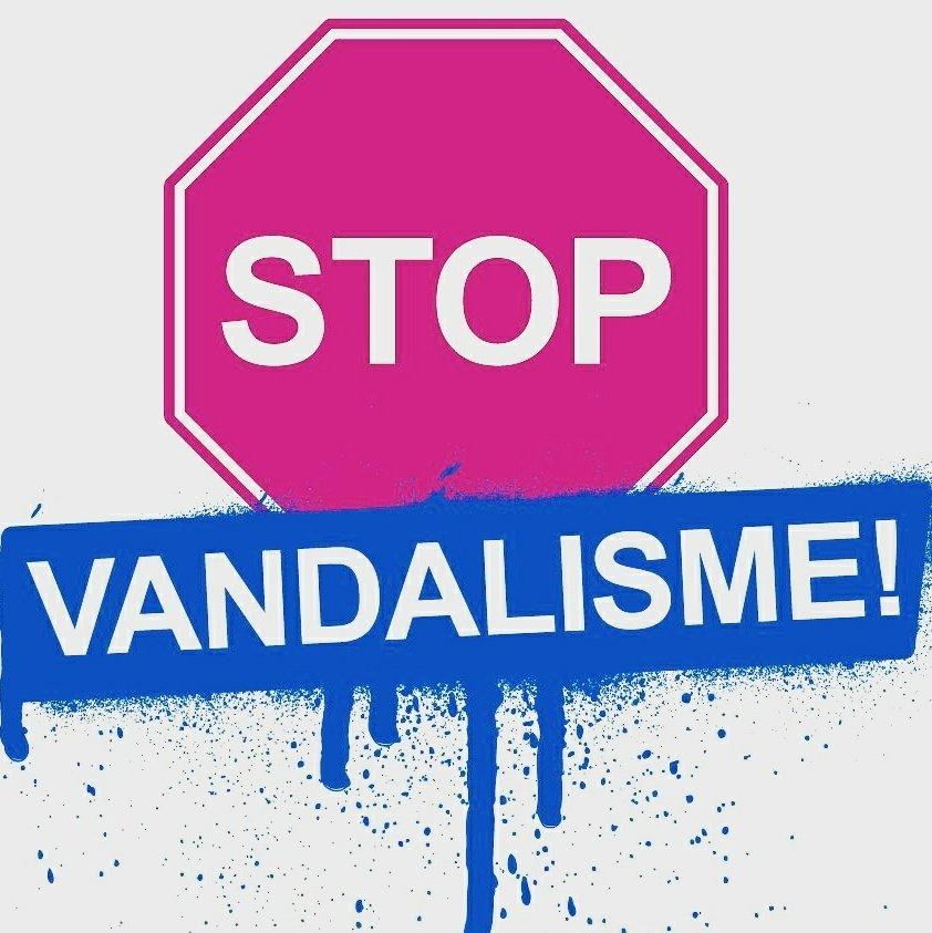 Vandalisme bij Beek Vooruit